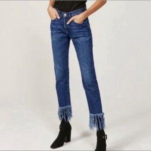 3x1 Fringe Lima Jeans